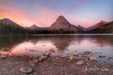 Mountain-sunrise